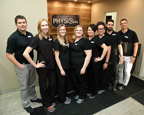 Physio 360 Plus team